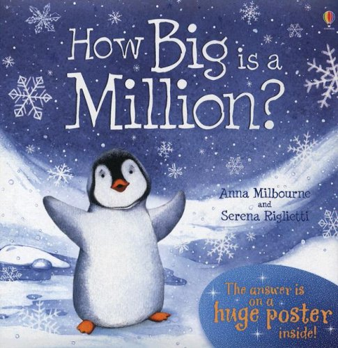 9780794519247: How Big Is a Million? [With Huge Poster and Envelope to Hold Poster] (Picture Books)