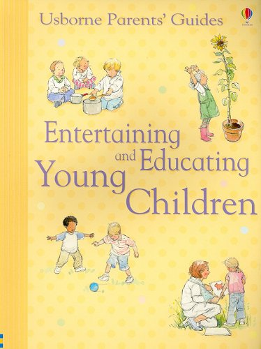 9780794519261: Entertaining and Educating Young Children (Parents' Guides)