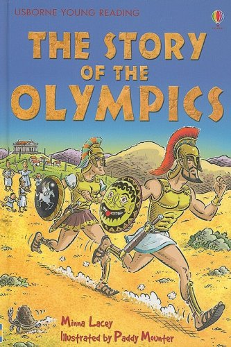 9780794519346: The Story of the Olympics (Usborne Young Reading Series)