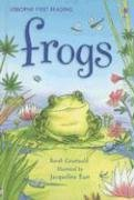 9780794519377: Frogs: Level Three (Usborne First Reading)