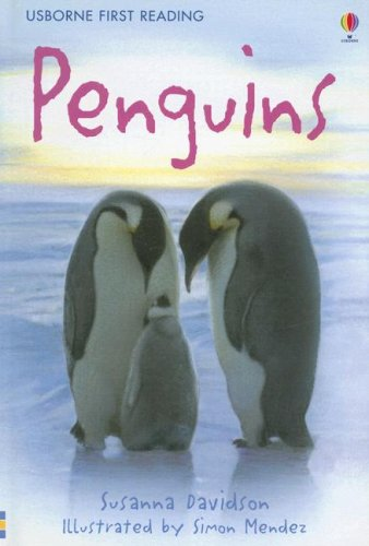 9780794519391: Penguins: Level Four (Usborne First Reading)