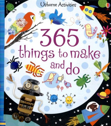 9780794519544: 365 Things to Make and Do (Usborne Activities)