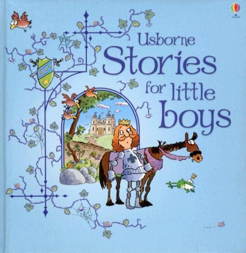 9780794519735: Stories for Little Boys: Combined Volume