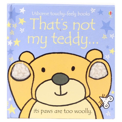 9780794520267: That's Not My Teddy (Usborne Touchy-Feely Board Books)