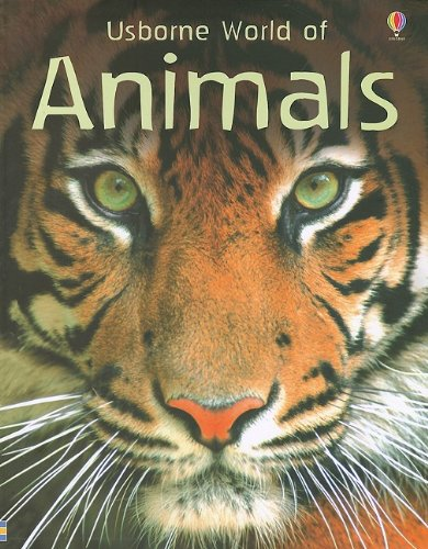 9780794520335: Usborne World of Animals