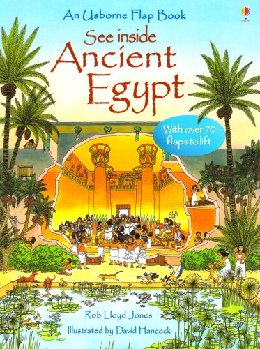 9780794520373: See Inside Ancient Egypt (See Inside Board Books)