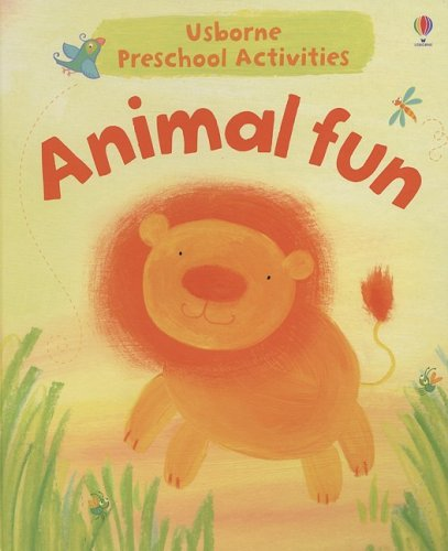 9780794520496: Animal Fun (Preschool Activities)