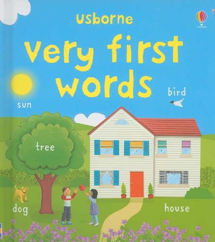 9780794520526: Very First Words (First Words Board Book)