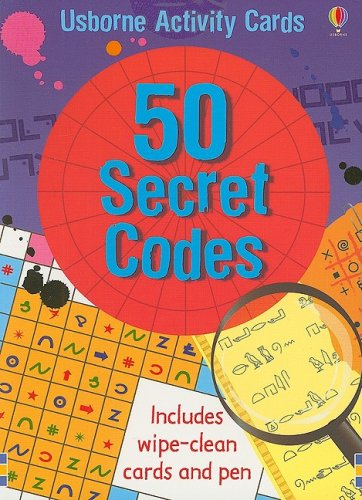 9780794520748: 50 Secret Codes (Activity Cards)