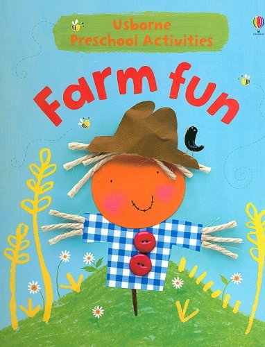 Farm Fun (Preschool Activities) (0794520804) by Fiona Watt