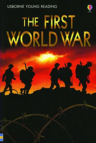 9780794520922: The First World War (Usborne Young Reading: Series Three)