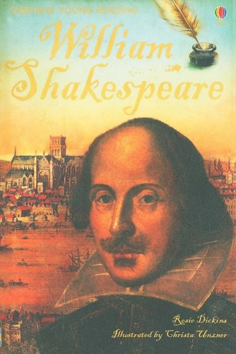 9780794520960: William Shakespeare (Usborne Young Reading Series)