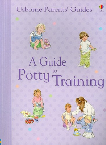 9780794521073: A Guide to Potty Training (Usborne Parents' Guides)