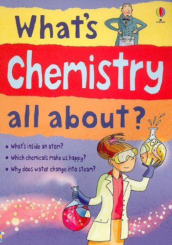 What's Chemistry All About? (Science Stories): Frith, Alex, Gillespie,