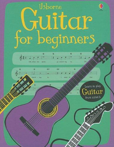 9780794521318: Usborne Guitar for Beginners