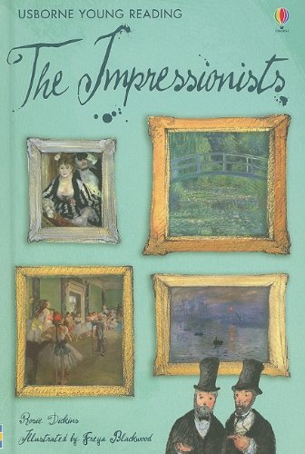 9780794521547: The Impressionists (Usborne Young Reading)