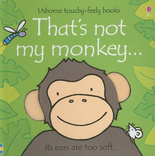 9780794521783: That's Not My Monkey