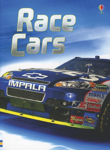 Race Cars: Daynes, K. M.