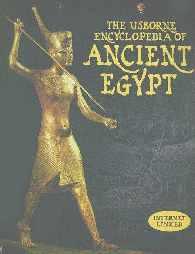 9780794522124: The Usborne Encyclopedia of Ancient Egypt: Internet Linked