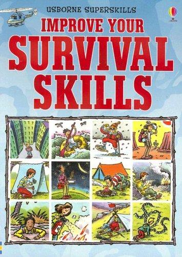 9780794522186: Improve Your Survival Skills (Usborne Superskills)
