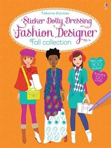 9780794522261: Sticker Dolly Dressing Fashion Designer: Fall Collection