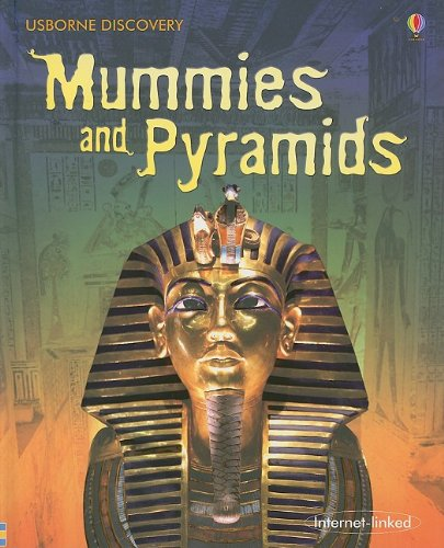 9780794522391: Mummies and Pyramids: Internet-Linked (Usborne Discovery)