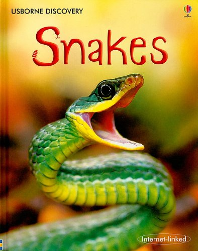9780794522407: Snakes: Internet-linked (Discovery Nature)
