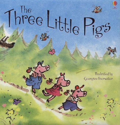 9780794522537: The Three Little Pigs (Picture Book Classics)