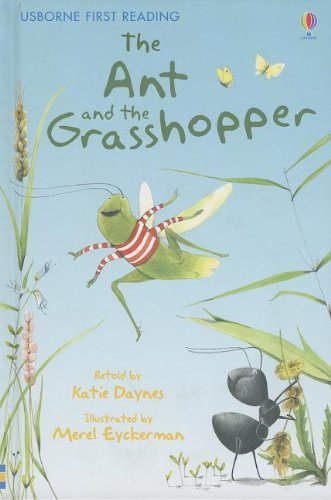 9780794522575: Ant and the Grasshopper (First Reading Level 1)