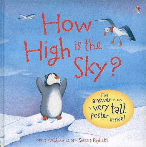 9780794522735: How High is the Sky?