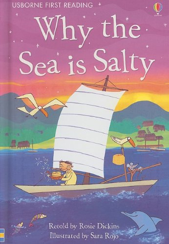 9780794523084: Why the Sea Is Salty: A Tale from Korea (Usborne First Reading: Level 4)