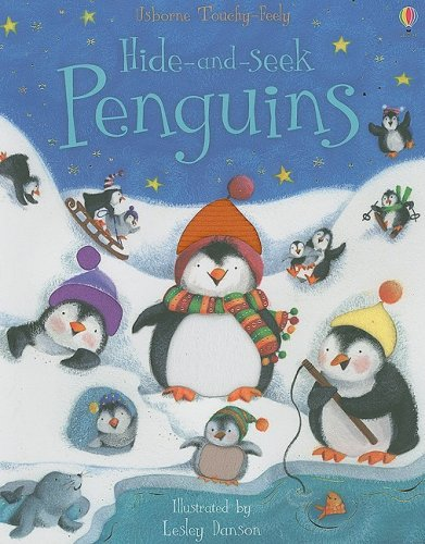9780794523398: Hide-And-Seek Penguins (Touchy-Feely Flap Books)