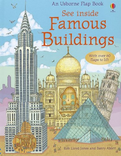 9780794523503: See Inside Famous Buildings (See Inside Board Books)