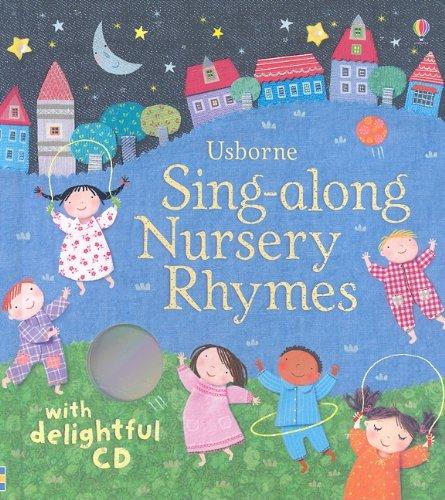 9780794523510: Sing-along Nursery Rhymes (Baby Board Books)