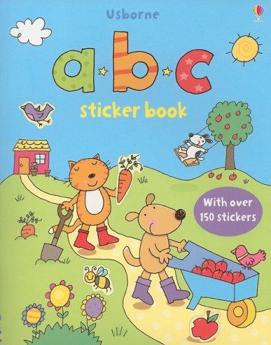 9780794523626: ABC Sticker Book (Sticker Books)