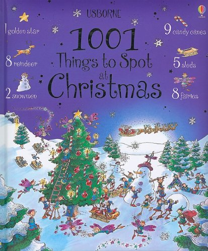 9780794523688: 1001 Things to Spot at Christmas