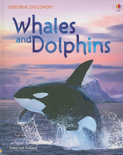 9780794523763: Whales and Dolphins: Internet-Linked (Usborne Discovery)
