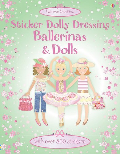 9780794523824: Sticker Dolly Dressing Ballerinas & Dolls