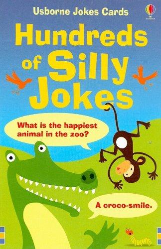 Hundreds of Silly Jokes (Activity Cards): Laura Howell (Editor),