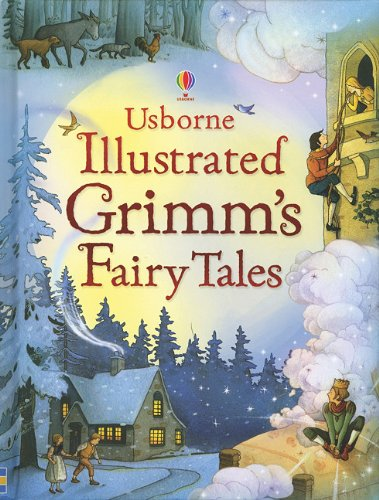 9780794524098: Illustrated Grimm's Fairy Tales