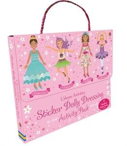 9780794524425: Sticker Dolly Dressing Activity Pack