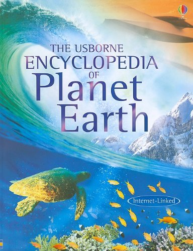 9780794524692: The Usborne Encyclopedia of Planet Earth