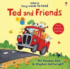9780794524807: Ted and Friends (Four Phonic Stories)