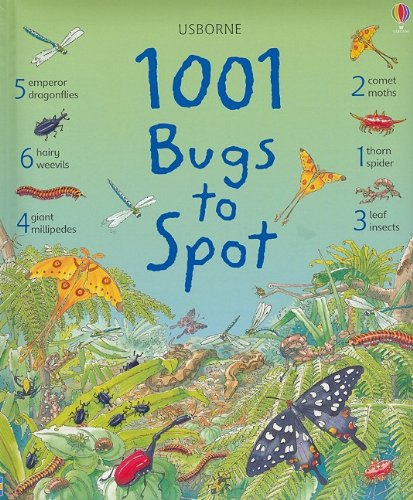 9780794524937: 1001 Bugs to Spot (1001 Things to Spot)