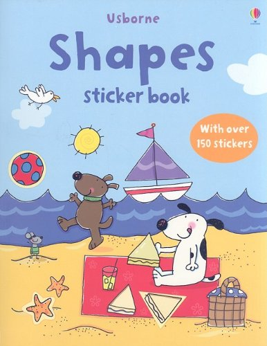 9780794525019: Shapes Sticker Book [With Sticker(s)] (Sticker Books)