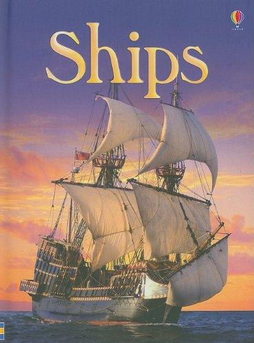 9780794525071: Ships (Usborne Beginners: Level 2)