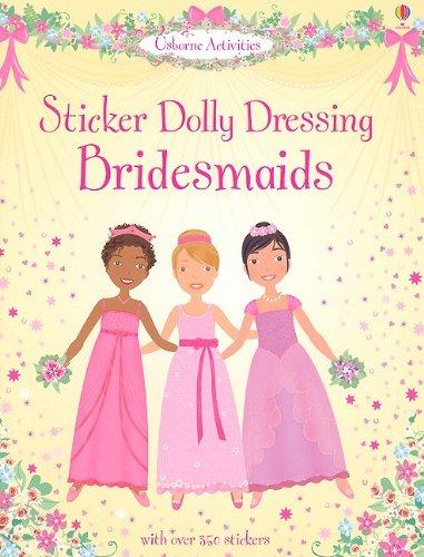 9780794525194: Sticker Dolly Dressing Bridesmaids
