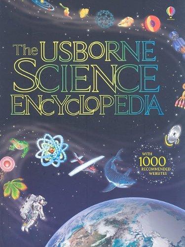 The Usborne Science Encyclopedia: Kirsteen Rogers, Laura