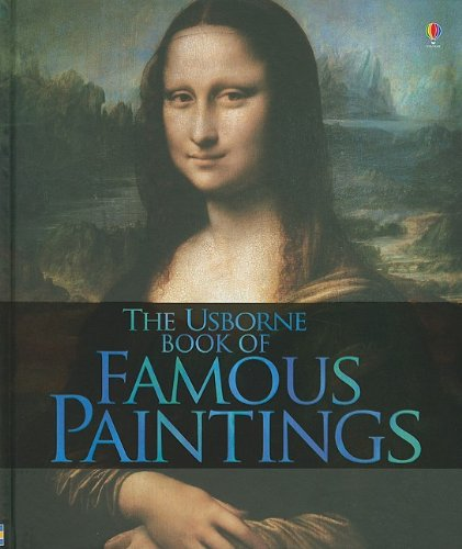 9780794525422: The Usborne Book of Famous Paintings
