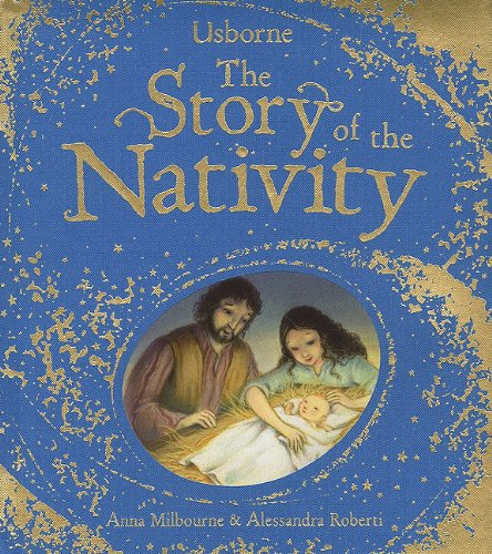 9780794525521: Usborne, the Story of the Nativity